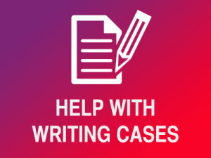Helping with writing cases