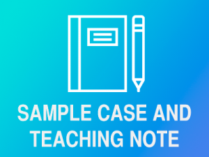 Sample case and teaching notes
